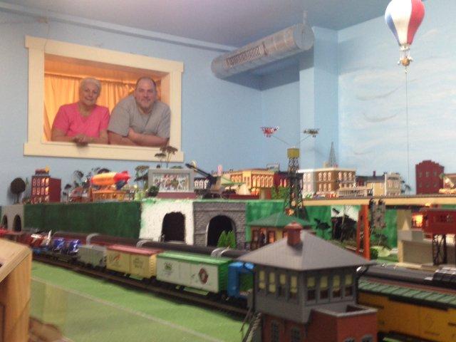 Interactive Railroad