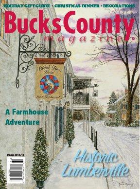 Bucks County Fall 2014 cover