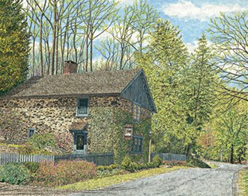 Fleecydale Cottage Bucks County, PA
