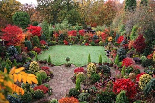Gardens  Winter 2016