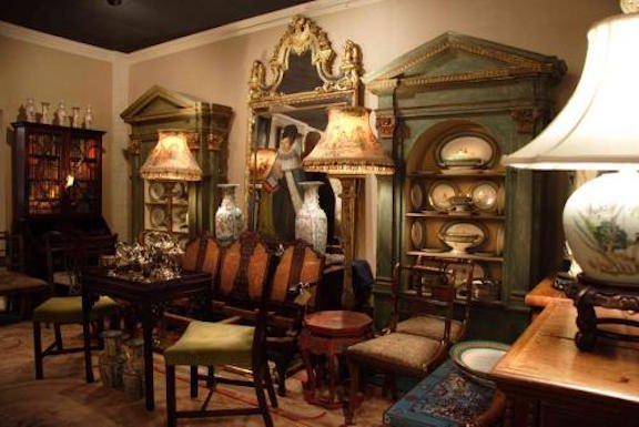 Winter 2017 Antiques