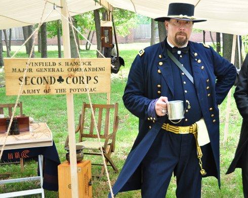 Living History in Neshaminy - Buckscountymagazine com