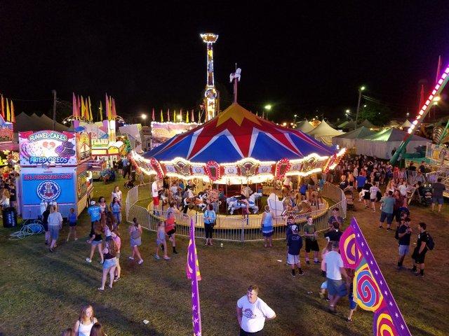 2018 Grange Fair