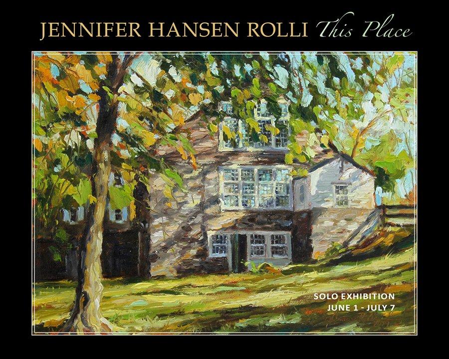 Jennifer Hansen Rolli show