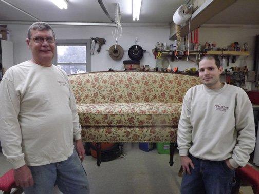 Peresta's Upholstery