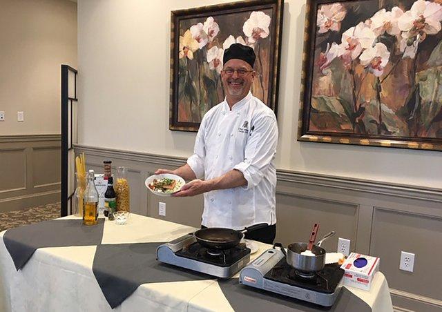 Pinerun Chef