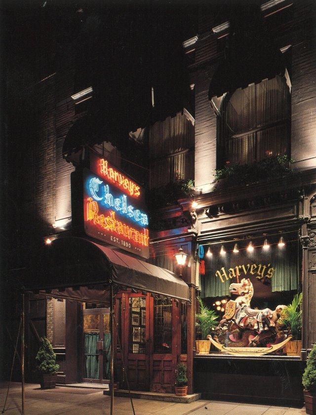 5. Harveys Chelsea Restaurant 1989 02 03.jpg