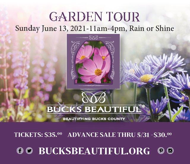 Bucks Beautiful Tour