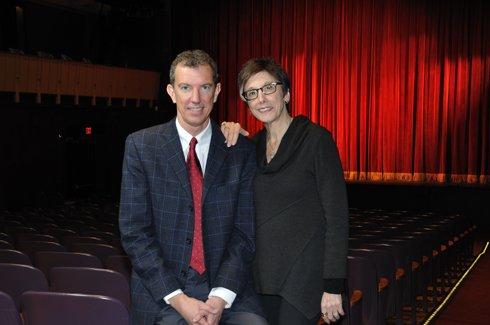 Alexander Fraser and Robyn Goodman