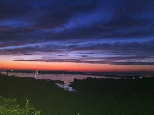 Sunset summer 2014