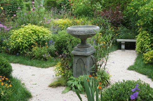 My Quadrant Herb Garden